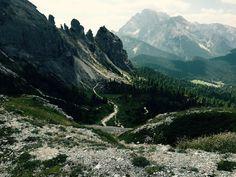 Climbing the Giro - Wolf Becvar