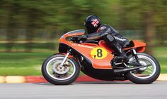 One Year Wonder: The 1975 Harley-Davidson RR500 - Classic American Motorcycles - Motorcycle Classics