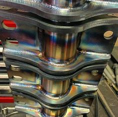 Beauty of welding