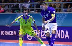 Blog Esportivo do Suíço:  Brasil derrota Ucrânia e começa com o pé direito a campanha rumo ao octa