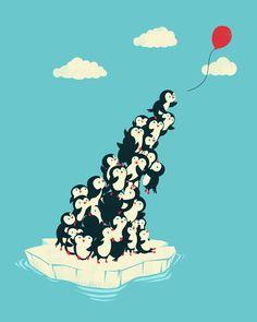 """Balloon!"" by Jay Fleck"