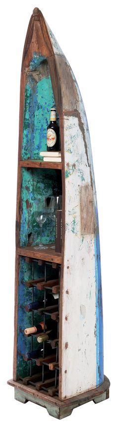 Boat trip vino kast - Kare Design