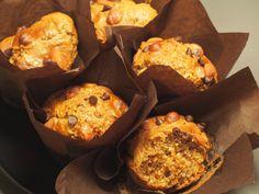MUFFINS MOELLEUX A L'OKARA D'AMANDE – Superfood by Mélissa B