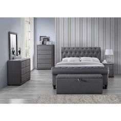 Charcoal Grey Bedroom Furniture   Interior House Paint Ideas Check     Sch    ne Grau Schlafzimmer M    bel     berpr    fen Sie mehr unter  http   mobeldeko info