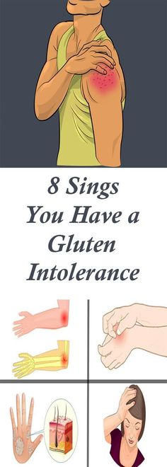 The 8 Most Common Signs of Gluten Intolerance