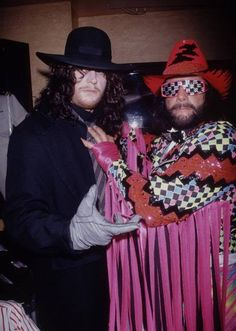 'Taker, and The Macho Man.