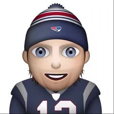 "Tom Brady's Ego on Twitter: ""Check out this awesome emoji of the Get it free here https://t.co/jYXRg1zJrN https://t.co/ytPzUq9QOY"""