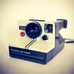 Polaroid vintage camera photograph by simonalimona #vintage #technology