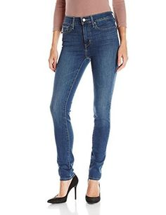 bbe5937f Levi's Women's Slimming Skinny Jean, Forest Lodge (89% Cotton, 9%  Polyester, 2% Elastane), 30Wx30L