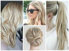 blonde hair for fair cool skin - Google Search