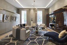 1508 London Park Crescent - luxury interior design, living room decor.