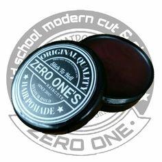 ZERO ONE'S POMADE MEDIUM HOLD VARIANS COFFEE Price 25K 50gram  Cekout at Instagram https://www.instagram.com/zero_one_haircuts/