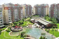 Sinpaş Central Life Satılık Çatı Dubleks | Çekmeköy Satılık Daire