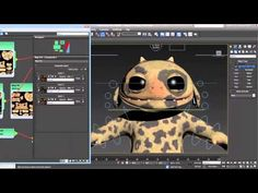 ▶ 3ds Max Tips and Tricks: Animated Textures with a modifier - YouTube