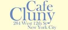 West Village Cafe Cluny, brunch