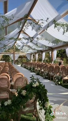 Outdoor Tent Wedding, Outdoor Ceremony, Wedding Tent Lighting, White Tent Wedding, Outdoor Weddings, Wedding Ceremony Ideas, Wedding Trends, Reception, Magical Wedding