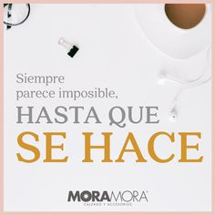 "MoraMora on Instagram: ""La frase de hoy. . . #moramora #frases #frasemotivadora #frasesinspiradoras"" Instagram, Inspirational Quotes, Motivational Quotes, Over Knee Socks"
