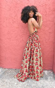 Chitenge Outfits, African Wear, African Style, African Print Fashion, African Design, African Beauty, Dressy Outfits, Fashion Dresses, Women's Fashion