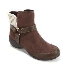Naturalizer Jovial Casual Bootie - Brown