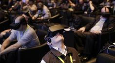 Intel held its entire CES press conference in #VR https://plus.google.com/+PatrickWiller/posts/5au3MDoLBqL