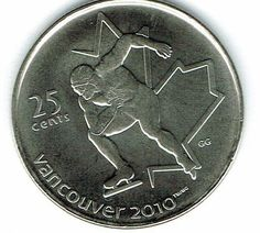 2009 Canadian Uncirculated Commemorative Olympic Speed Skating 25 Cent Coin! - http://coins.goshoppins.com/candaian-coins/2009-canadian-uncirculated-commemorative-olympic-speed-skating-25-cent-coin/