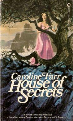 Caroline Farr: House of Secrets