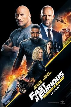 In theaters August Dwayne Johnson, Jason Statham, Idris Elba & Vanessa Kirby Fast And Furious, Fate Of The Furious, Furious 6, Furious Movie, Vanessa Kirby, Hd Movies, Movies To Watch, Movies Online, Movies And Tv Shows