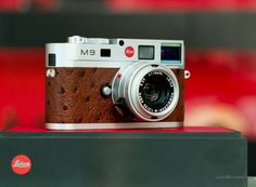leica m9 limited edition silver ostrich