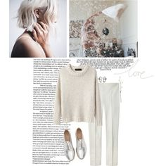The Breach by marisilveirana on Polyvore featuring moda, Isabel Marant, The Row and Linea