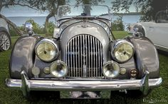 Photograph Morgan Plus 4 by Dave Hughes on 500px