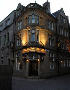 The Albert Hotel Huddersfield. had drinks here! Huddersfield Town, Listed Building, West Yorkshire, British Isles, Westminster, The Locals, Britain, United Kingdom