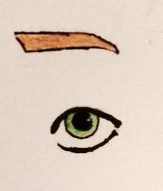Adrien's eye