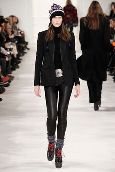 Polo Ralph Lauren | Fall 2014 Ready-to-Wear Collection | Style.com