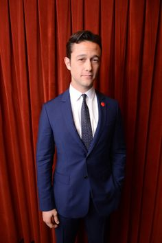 This suit. | 33 Times Joseph Gordon-Levitt Charmed Your Pants Off In 2013