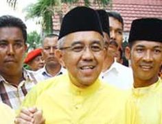 Andi Rachman Enggan Komentari Penunjukan Plt DPD Golkar Riau
