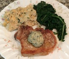 Home Chef - 27th Delivery & $30 Off, Pan Seared Pork Chop with Honey Fennel Butter & Au Gratin Turnips and Swiss Chard