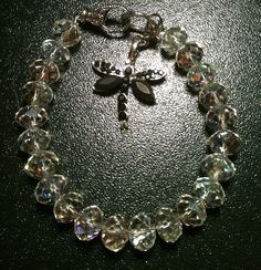 Crystal Clear.. Bling in the sun http://www.shop.donnasjewelryboxdallas.com/
