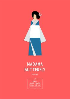 "Check out my @Behance project: ""Madama Butterfly - Origami Poster"" https://www.behance.net/gallery/57103755/Madama-Butterfly-Origami-Poster"