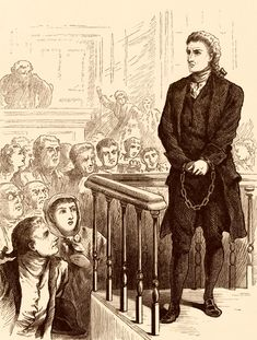 Rev. George Burroughs was accused- This Day in History: Aug 19: 1692 The Salem witch trials