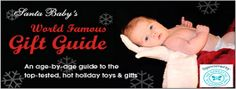 Baby Gizmo 12 Days of Christmas 2013 Giveaway – Day 1 - Baby Gizmo Blog