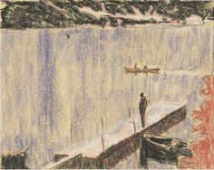 The Art History Journal: Peter Doig