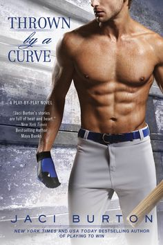 Thrown by a Curve by Jaci Burton Delivers a Solid Sports Romance | torimacallister