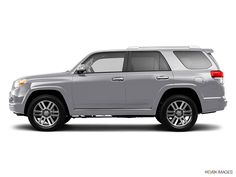 2013 Toyota 4Runner Limited but in charcoal gray