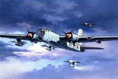 Heinkel He 177A6 Greif & Hs 293