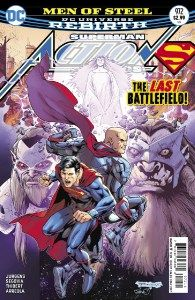 Superman Comics Available This Week (January 25 2017)