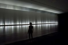 'Voice Array' by Rafael Lozano-Hemmer Lights Up with Participants #marketing trendhunter.com