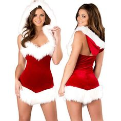 Slim Fit Santa Claus Christmas Suit //Price: $18.20 & FREE Shipping //     }