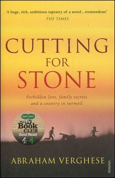 """""""Wasn't that the definition of home? Not where you are from, but where you are wanted""""  ― Abraham Verghese, Cutting for Stone"""
