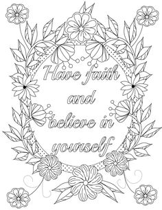 160 Best Quote Coloring Pages images