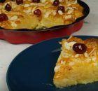Χαλβάς φούρνου σιροπιαστός | Συνταγές - Sintayes.gr Macaroni And Cheese, Banana, Ethnic Recipes, Food, Cakes, Pies, Mac And Cheese, Cake Makers, Essen